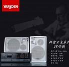 YARJOEN V8白雪公主系列音响 K歌 会议 教学音箱