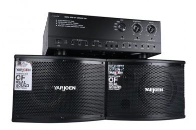 YARJOEN AK1+PA233扩声套装